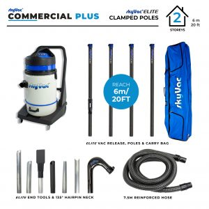 skyVac Commercial Pack Shots - 4 pole