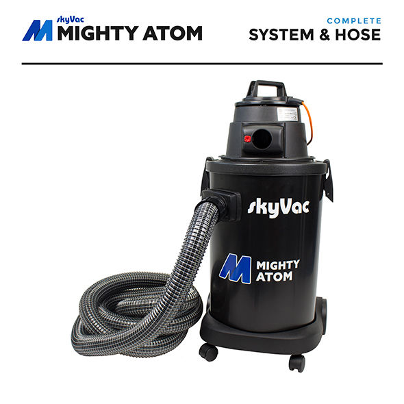 Mighty Atom Drum and Hose