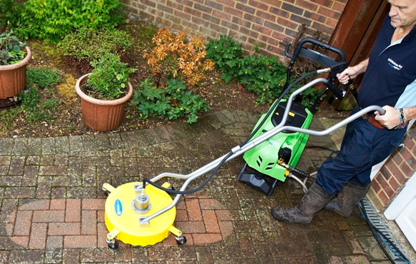 Patio Cleaning Machines